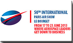 Paris Air Show - Le Bourget 2013