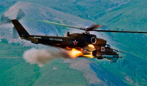 Армейская авиация отмечает 65 лет