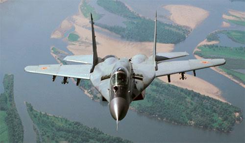Невероятный взлет МиГ-29
