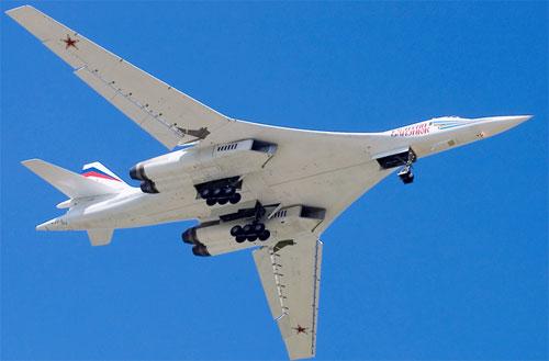 фото самолет ту-160