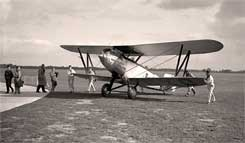 Самолет Fairey Fox I
