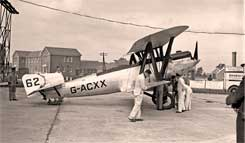 Самолет Fairey Fox