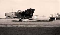Handley Page HP-54 Harrow