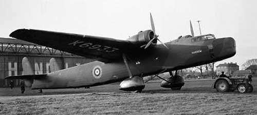 Handley Page Harrow
