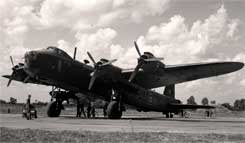 British Short S.29 Stirling Bomber