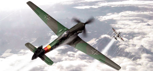 Focke-Wulf Та 152