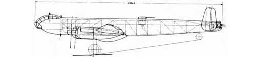 Самолет Юнкерс