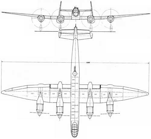 Бомбардировщик Junkers