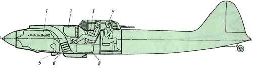 штурмовик ЦКБ-55