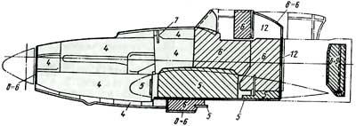 Схема бронирования Ил-2