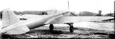 Самолет ИЛ-2