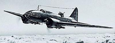 Фото самолета дб 3ф