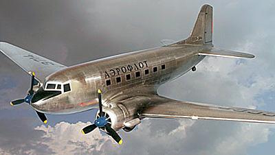 военно-транспортный самолет