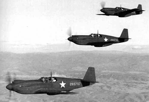 North American A-36 Apache